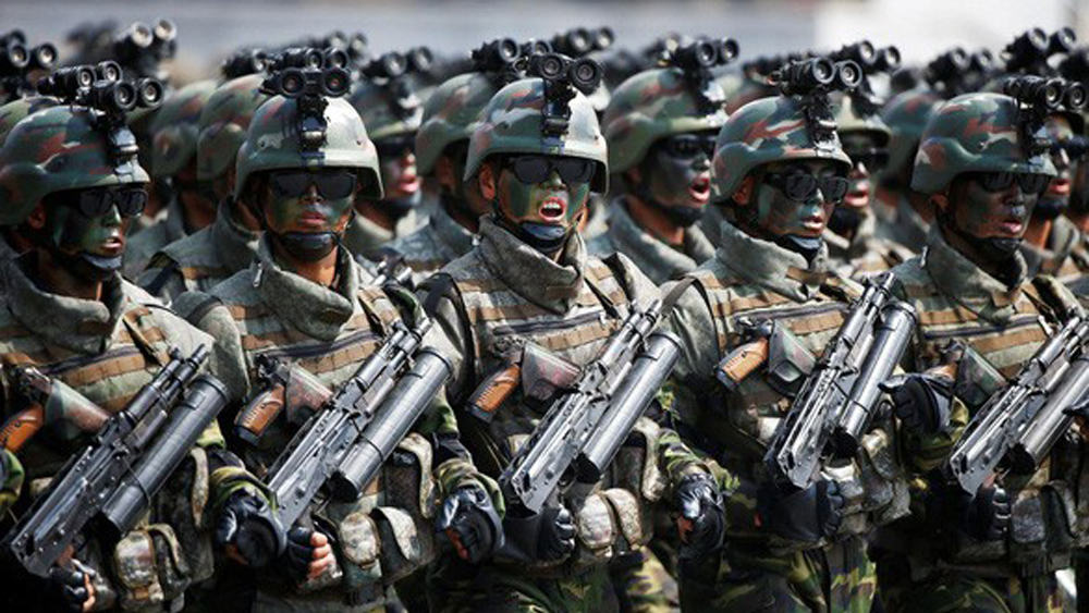 """""""Các thế lực nên kiềm chế kích động Triều Tiên nếu muốn hòa bình"""""""